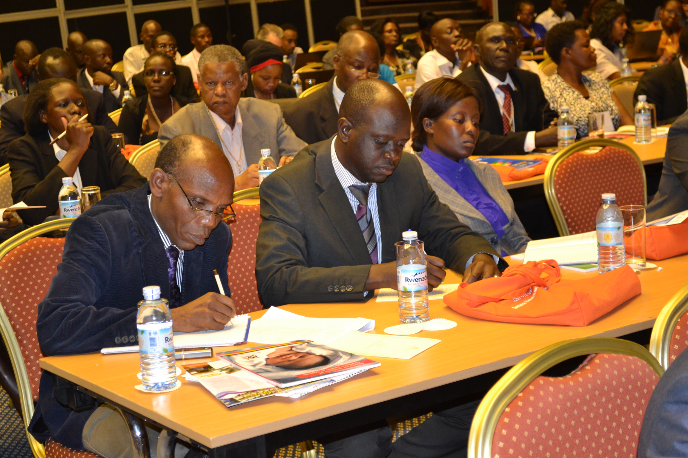 Maternal & Newborn Health Conference Ends on a High