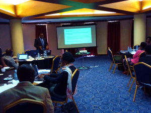 SPEED Project leading the work of developing Uganda's Road map for UHC