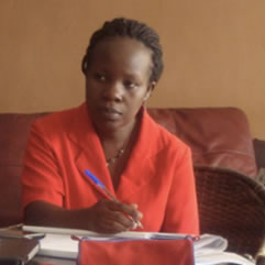 Dr. Elizabeth Ekirapa - HPPM Department